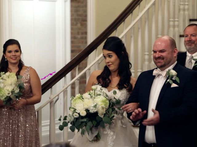 Morgan and Nick's Wedding in Bowling Green, Kentucky 10