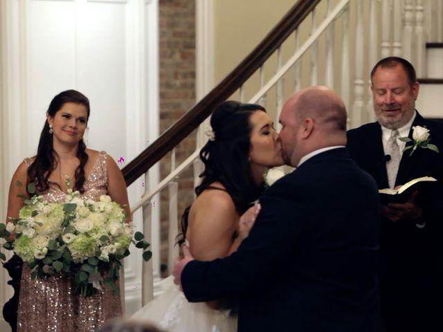Morgan and Nick's Wedding in Bowling Green, Kentucky 11