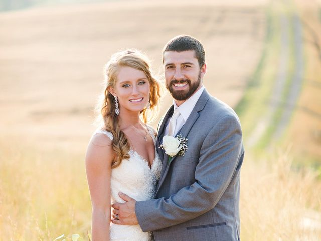 Morgan and Nathan's Wedding in Christiansburg, Virginia 16