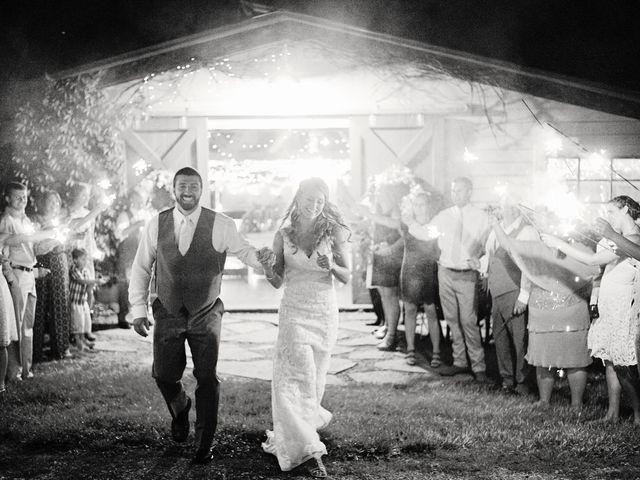Morgan and Nathan's Wedding in Christiansburg, Virginia 30