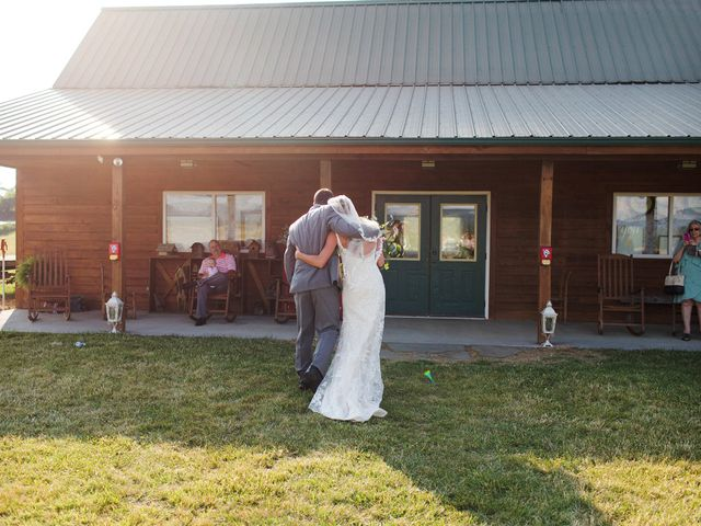 Morgan and Nathan's Wedding in Christiansburg, Virginia 14