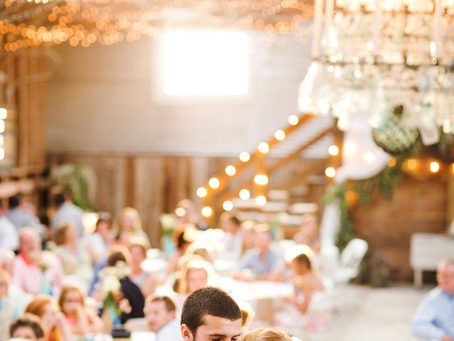 Morgan and Nathan's Wedding in Christiansburg, Virginia 25
