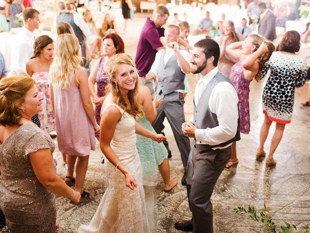 Morgan and Nathan's Wedding in Christiansburg, Virginia 29