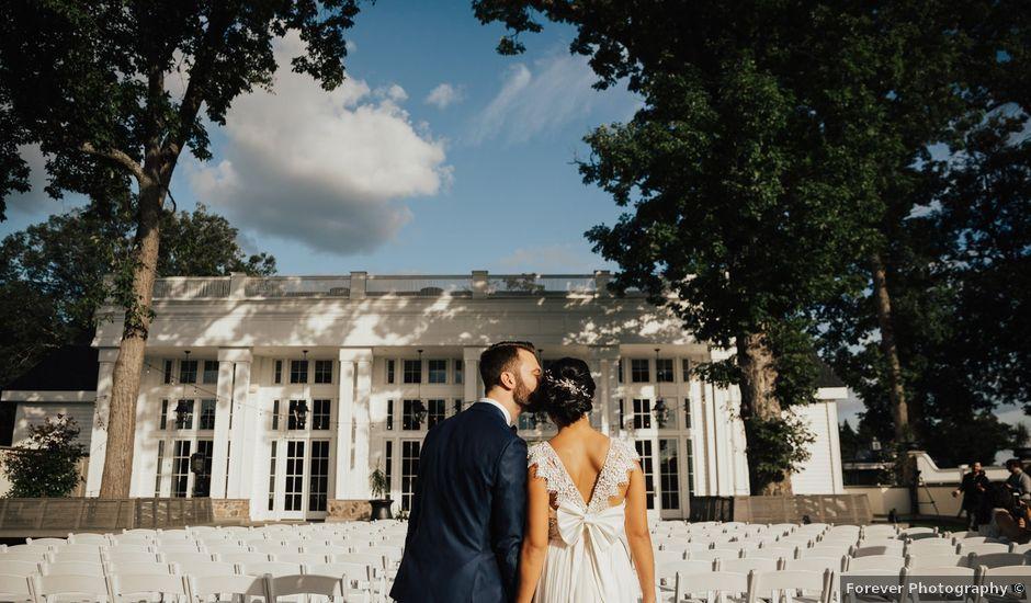 Yakov and Arisara's Wedding in Whitehouse Station, New Jersey