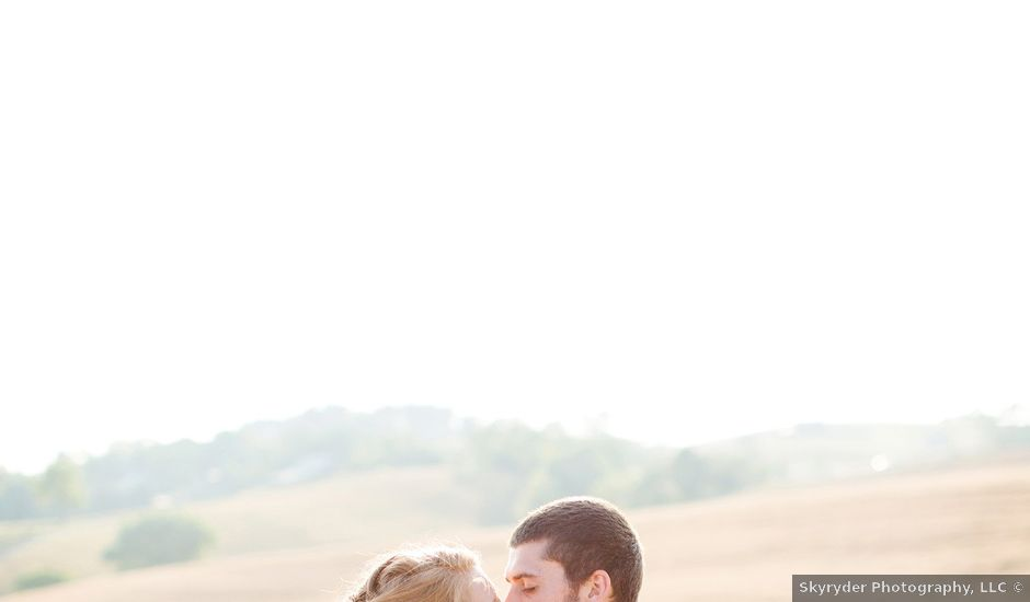 Morgan and Nathan's Wedding in Christiansburg, Virginia