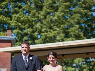 The wedding of Mat and Kim 2