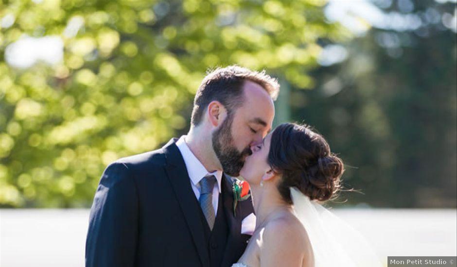 Kim and Mat's Wedding in South Berwick, Maine