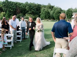 Caleb and Brittany's Wedding in Fayetteville, Arkansas 3
