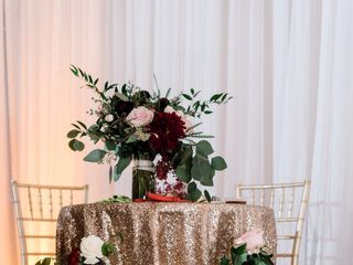 The wedding of Jodie-Ann and Antonee 2