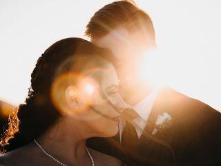 The wedding of David and Elise 2