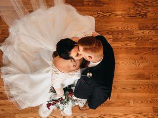 The wedding of David and Elise 3