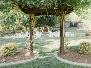 The wedding of Edrieanna and Hunter 1