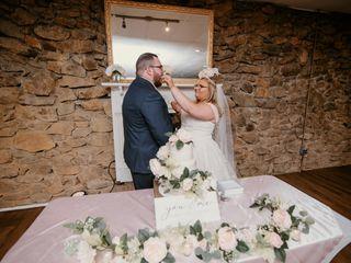 The wedding of Edrieanna and Hunter