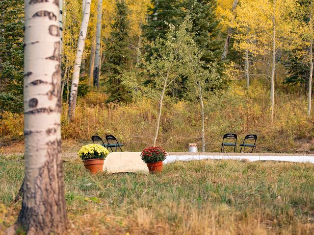Dustin and Jyl's Wedding in Steamboat Springs, Colorado 2