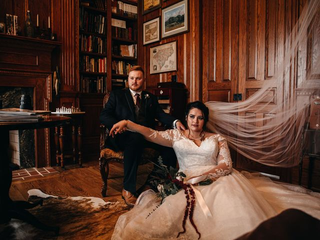 Elise and David's Wedding in Westfield, North Carolina 2