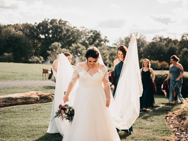 Elise and David's Wedding in Westfield, North Carolina 5