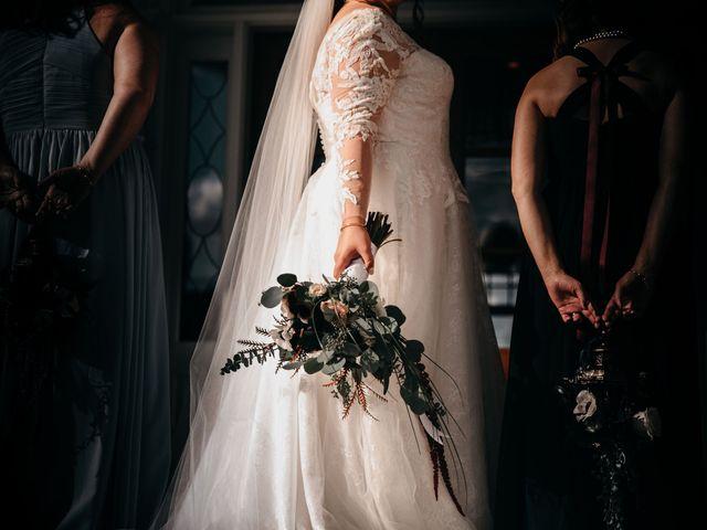 Elise and David's Wedding in Westfield, North Carolina 6