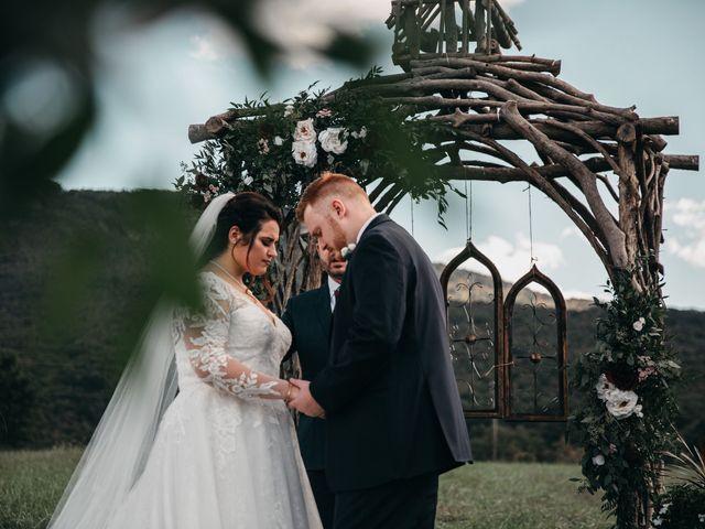 Elise and David's Wedding in Westfield, North Carolina 8