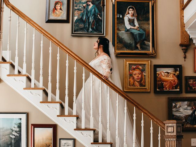 Elise and David's Wedding in Westfield, North Carolina 11