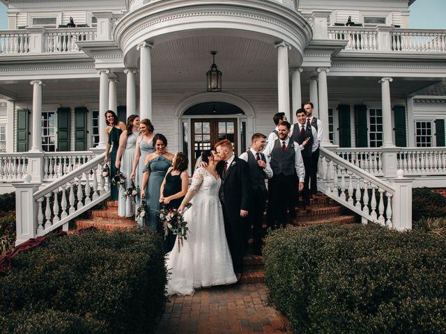 Elise and David's Wedding in Westfield, North Carolina 12