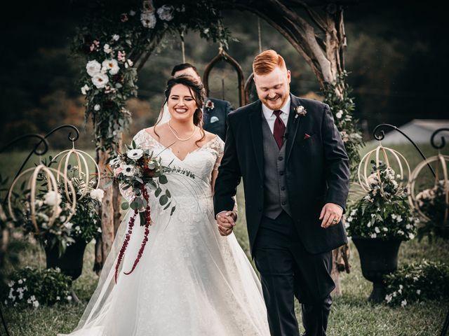 Elise and David's Wedding in Westfield, North Carolina 13