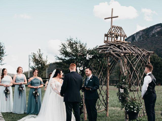 Elise and David's Wedding in Westfield, North Carolina 14