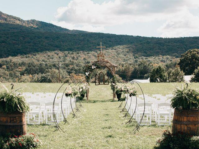 Elise and David's Wedding in Westfield, North Carolina 17