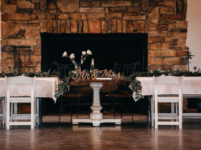 Elise and David's Wedding in Westfield, North Carolina 20
