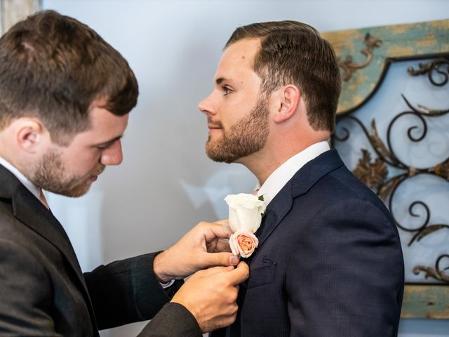 Tyler and Taylor's Wedding in Bolingbrook, Illinois 6