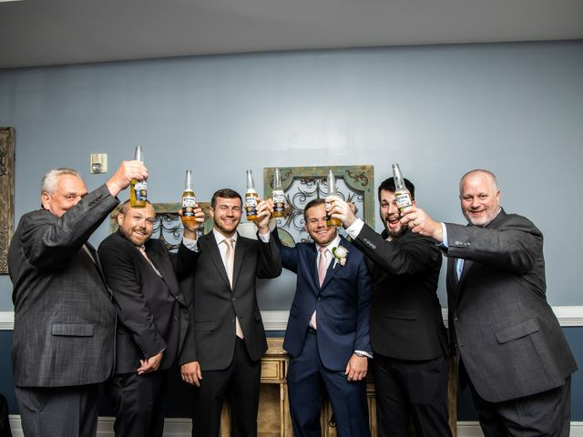 Tyler and Taylor's Wedding in Bolingbrook, Illinois 7