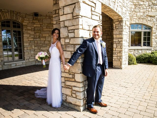 Tyler and Taylor's Wedding in Bolingbrook, Illinois 17