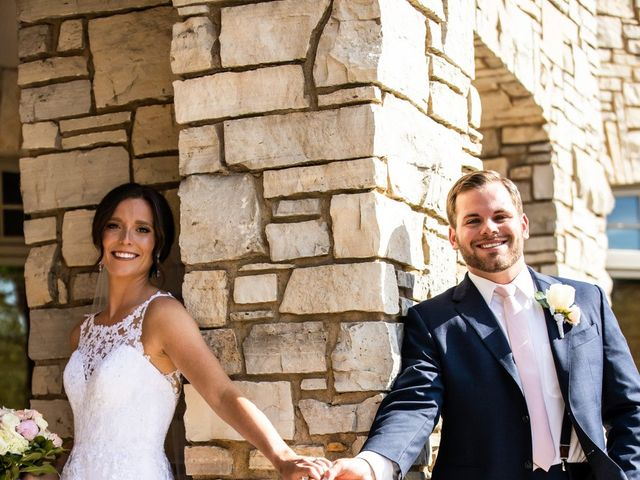 Tyler and Taylor's Wedding in Bolingbrook, Illinois 18