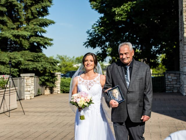 Tyler and Taylor's Wedding in Bolingbrook, Illinois 21
