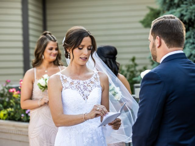 Tyler and Taylor's Wedding in Bolingbrook, Illinois 22
