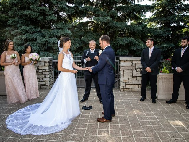 Tyler and Taylor's Wedding in Bolingbrook, Illinois 23