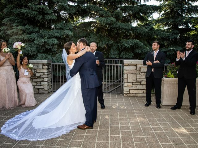 Tyler and Taylor's Wedding in Bolingbrook, Illinois 24