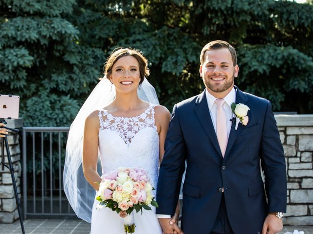 Tyler and Taylor's Wedding in Bolingbrook, Illinois 26