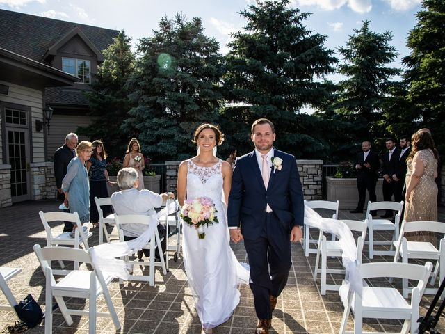 Tyler and Taylor's Wedding in Bolingbrook, Illinois 27