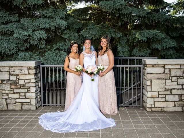 Tyler and Taylor's Wedding in Bolingbrook, Illinois 28