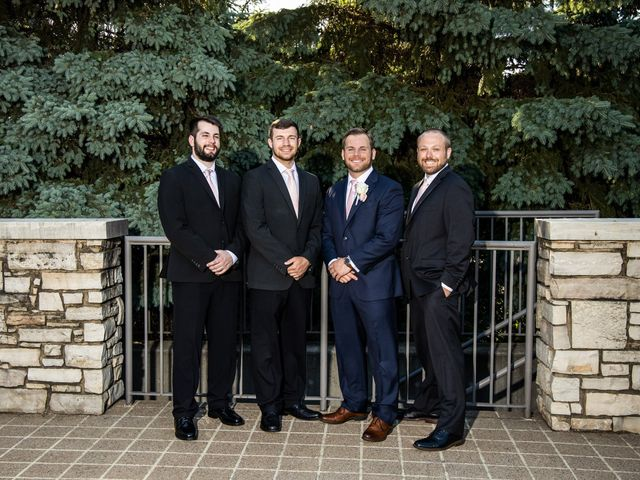 Tyler and Taylor's Wedding in Bolingbrook, Illinois 29