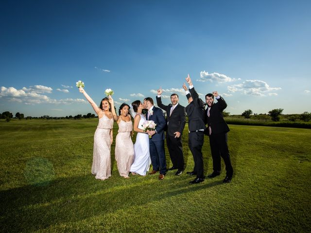 Tyler and Taylor's Wedding in Bolingbrook, Illinois 30
