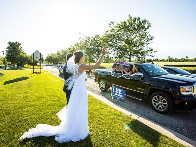 Tyler and Taylor's Wedding in Bolingbrook, Illinois 31