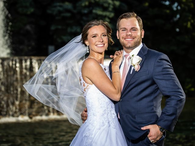Tyler and Taylor's Wedding in Bolingbrook, Illinois 33