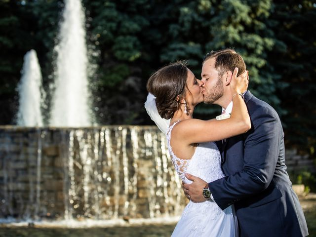Tyler and Taylor's Wedding in Bolingbrook, Illinois 35