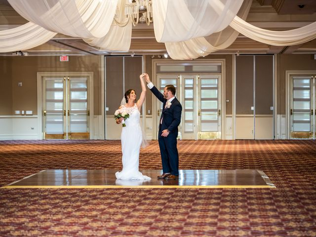 Tyler and Taylor's Wedding in Bolingbrook, Illinois 36