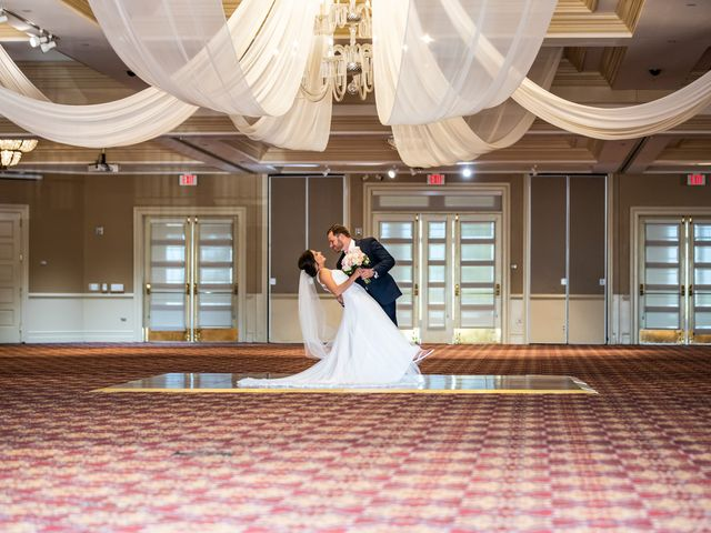 Tyler and Taylor's Wedding in Bolingbrook, Illinois 37