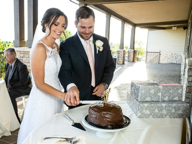 Tyler and Taylor's Wedding in Bolingbrook, Illinois 40
