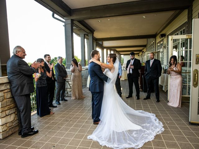 Tyler and Taylor's Wedding in Bolingbrook, Illinois 41