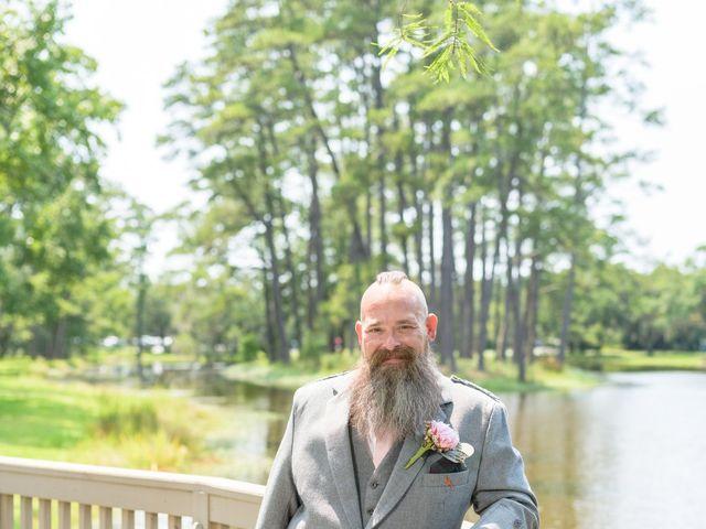 Tom and Hilleri's Wedding in Murrells Inlet, South Carolina 12