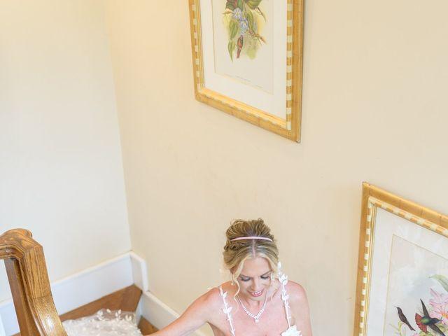Tom and Hilleri's Wedding in Murrells Inlet, South Carolina 17